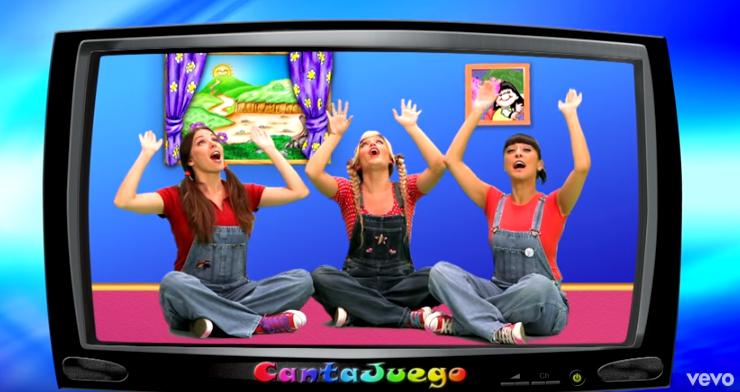 Canción infantil Arramsamsam interpretada por Grupo Encanto