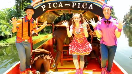 Pica-Pica Popurrí de goma (Varias Canciones infantiles)