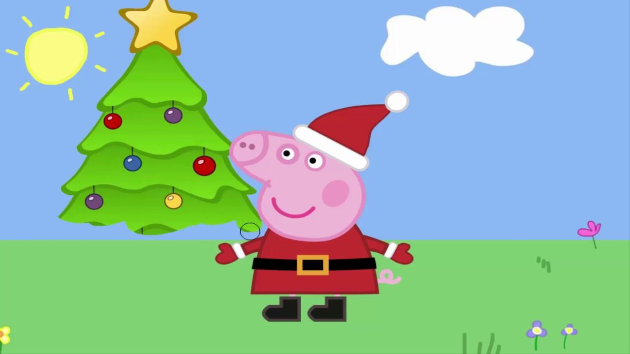 La Navidad De Peppa Pig Aprende Feliz