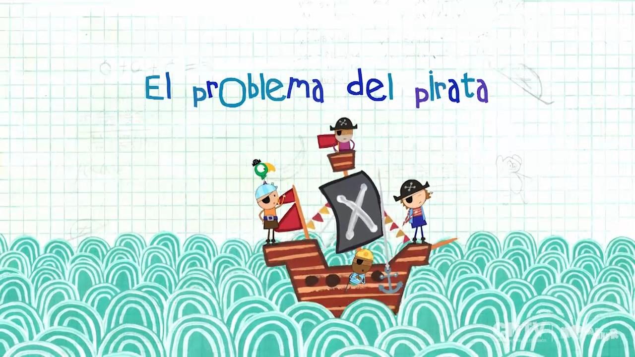 Peg + Gato - El problema de los piratas - Dibujos animados