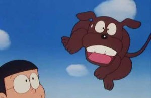 Capítulo 3 de la serie de dibujos animados Doraemon - El protector de Nobita