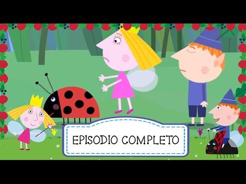 Dibujos animados de El pequeño reino de Ben y Holly - La varita mágica de Holly