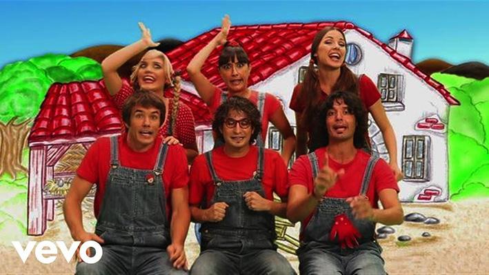 Cantajuego nos canta La Gallina Turuleca