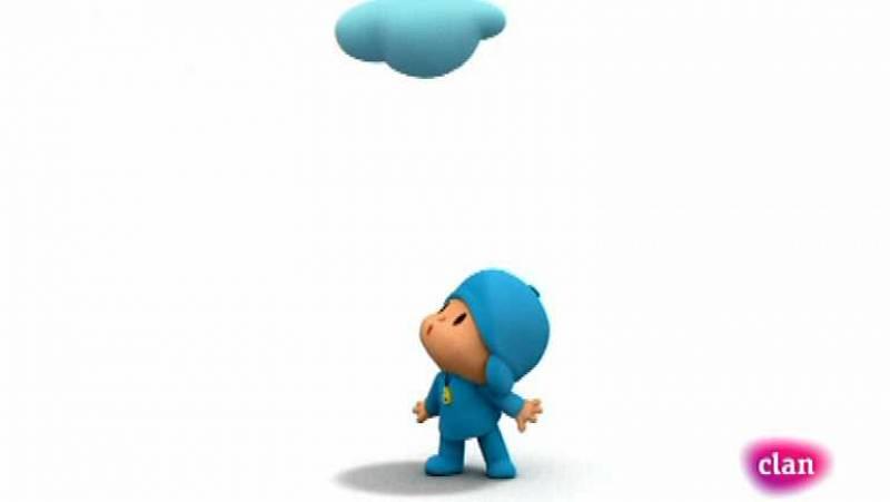 Capítulo muy divertido de Pocoyo y su pequeña nube