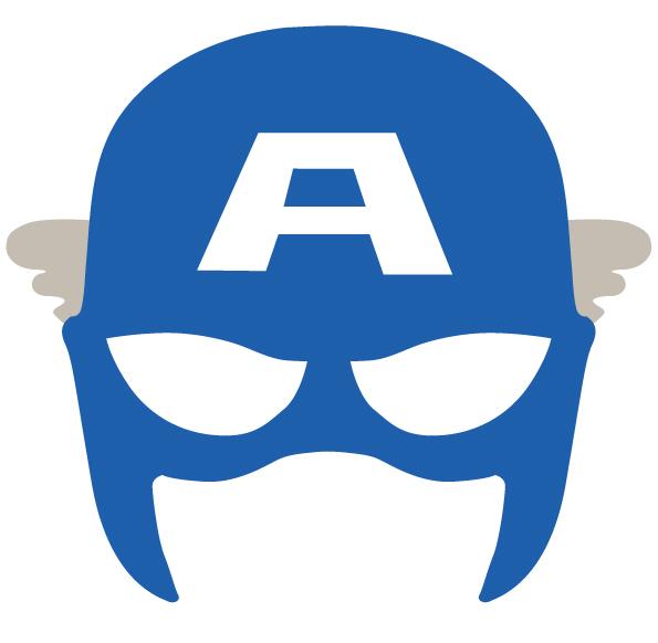 Conviértete estos carnavales en el Capitán América