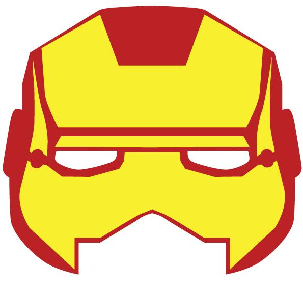 Descarga la careta de Iron Man gratis y disfrázate de super héroe en unos segundos