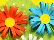 Hacer flores de papel para regalar en San Valentín