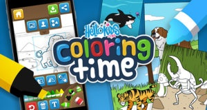 Dibujos de animales para colorear online gratis sin imprimir