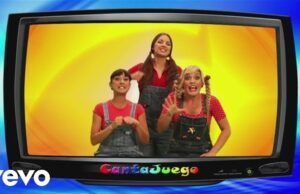 Canción infantil Cinco Ratoncitos cantada por CANTAJUEGO - Canciones infatiles Grupo Encanto