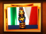 Crear estuche de un Faraón Egipcio siguiendo los pasos de Art Attack