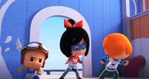 Ver el capítulo 4 de Cleo y Cuquín - Superhéroes