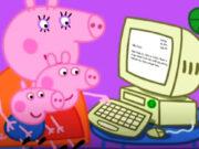 Ver Peppa Pig capítulo 1x14 El trabajo de Mamá Pig