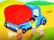 Canción de El Camión Azul (Cantajuego vol.2)