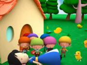 Cuento de Blancanieves y los 7 enanitos para ver