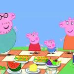Peppa Pig se va de Picnic en el capítulo 1x15