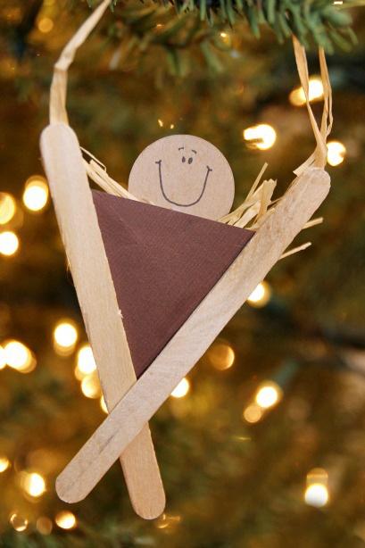 Queda realmente precioso para adornar nuestro Árbol de Navidad