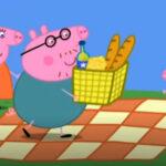 Un día de Picnic en familia - ver capítulo de Peppa Pig
