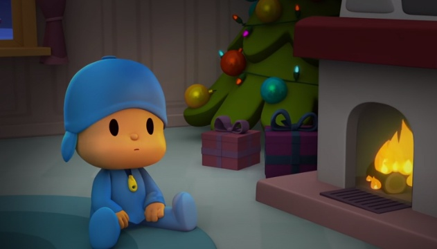 El cuento de Navidad de Pocoyo con Villancico o canción navideña