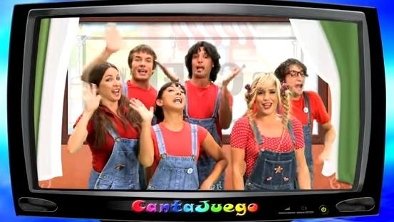 Canción Hola Don Pepito interpretada por el grupo infantil Cantajuego