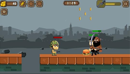 videojuego sin descargas Soldiers Combat