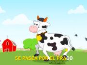 Canción de La Vaca lechera para cantar en Karaoke