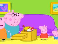 Capítulo 16 de Peppa Pig Instrumentos musicales