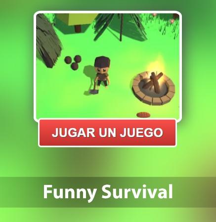 Funny Survival - Juegos de Supervivencia
